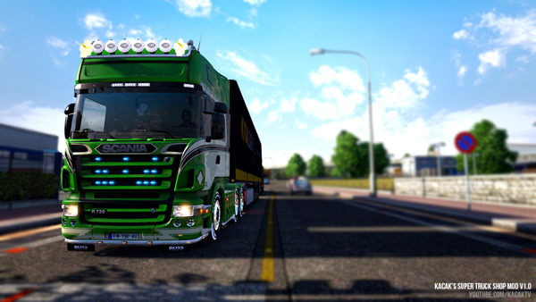 Super Truck Shop
