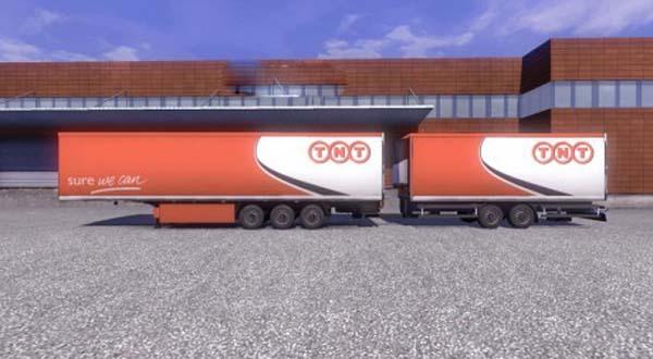 TNT Krone Gigaliner