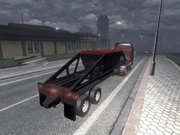 Trailer Cargo Ore