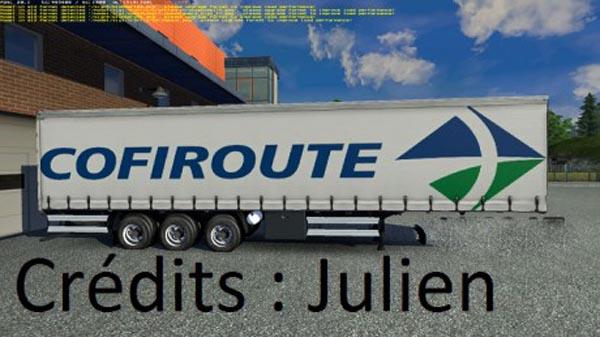 Trailer Cofiroute