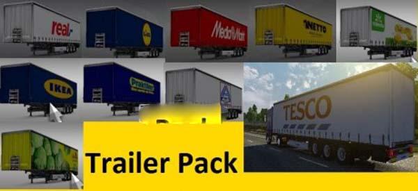 Trailer Skin Pack