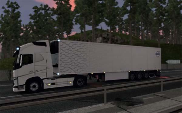 Volvo FH trailer 2012