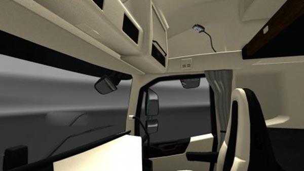 Volvo FH16 2012 Interior