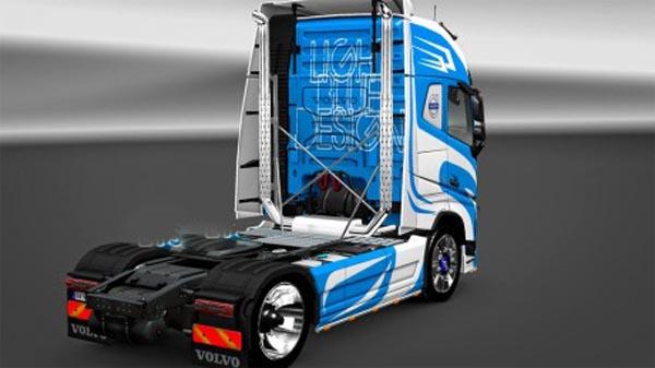 Volvo FH16 2012 LB Design
