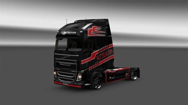 Volvo FH16 2012 Nottlemann Skin