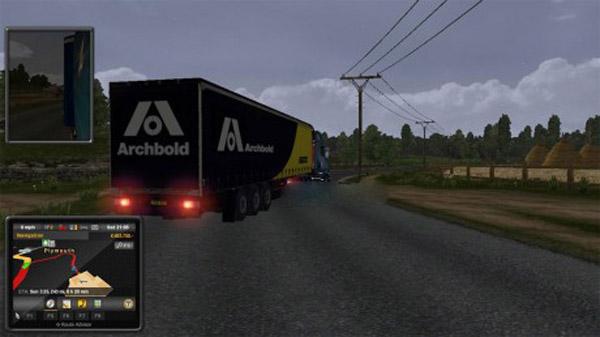 Archbolds trailer