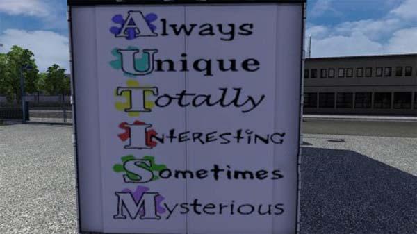 Autism awareness month trailer