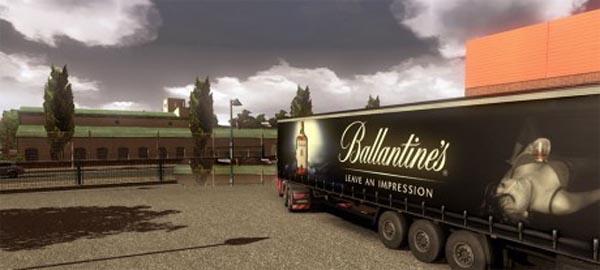 Ballantines Trailer