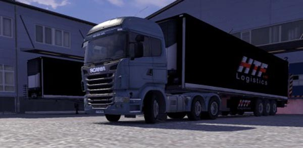HTF Logistics Trailer Skin