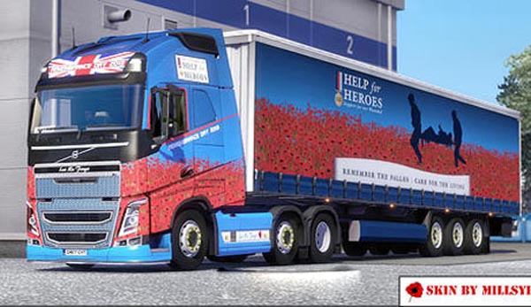 Help For Heroes Combo Pack
