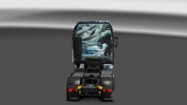 Iveco Storm skin