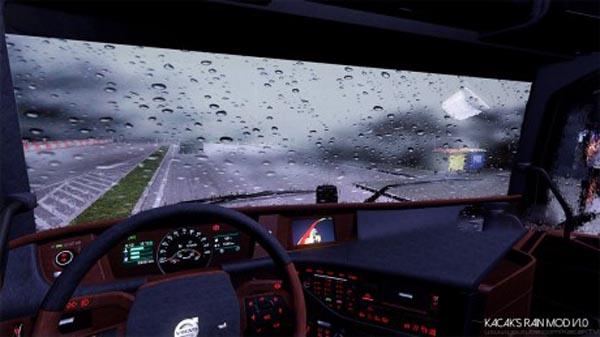 KacaKs Rain Mod