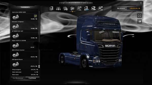 New Transmissions For All Trucks