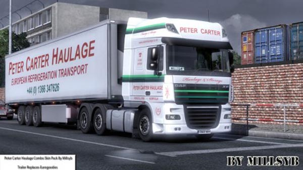 Peter Carter Haulage Combo Pack