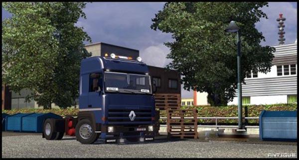 Renault Major 1990-1996