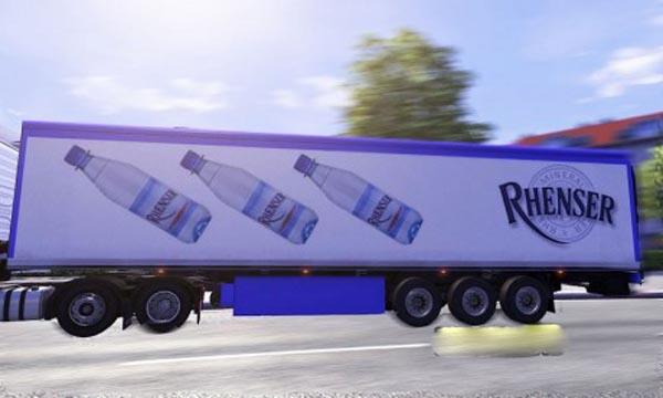 Rhenser trailer skin