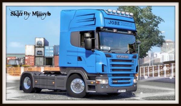 Scania Jobe Skin