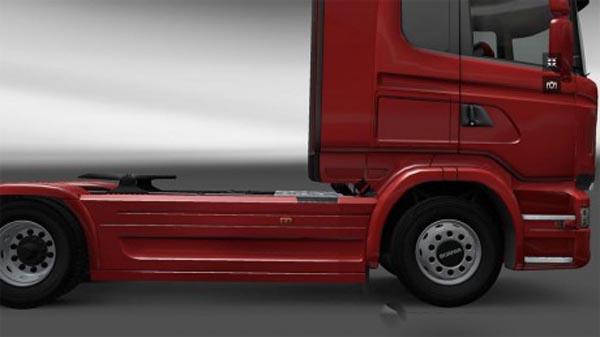 Scania V8 Rims
