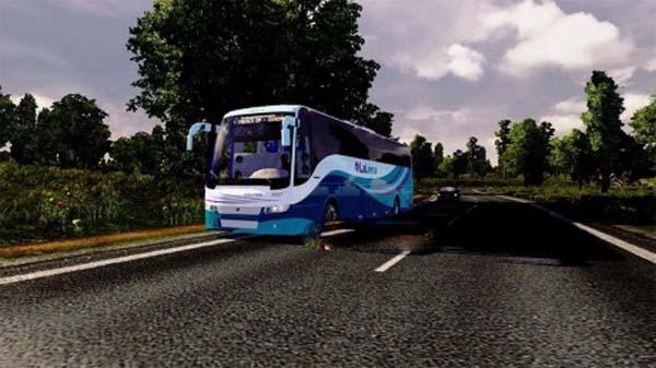 Volvo 8700 bus