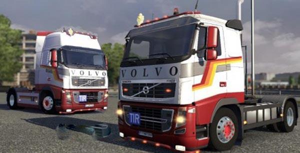 Volvo FH 2009 Vintage Style Skin