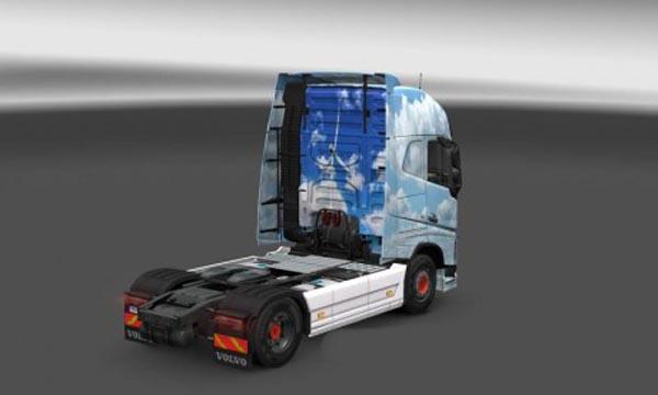 Volvo FH16 2012 Gone Skin