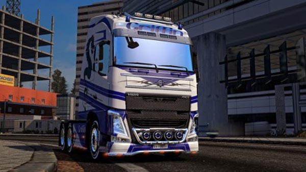 Volvo FH16 2012 Griffin