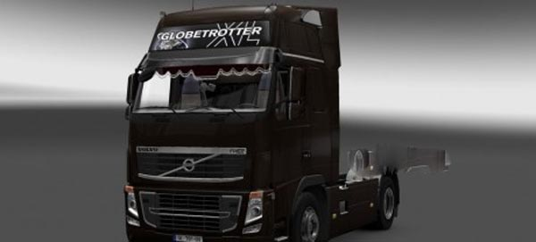 Volvo FH16 Curtains