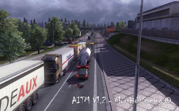 Adaptive Increased Traffic Mod