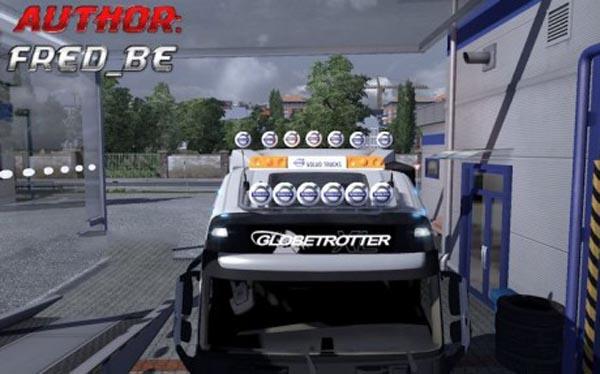 Beacon Volvo Trucks FH 2012