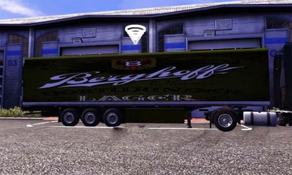 Berghoff trailer skin