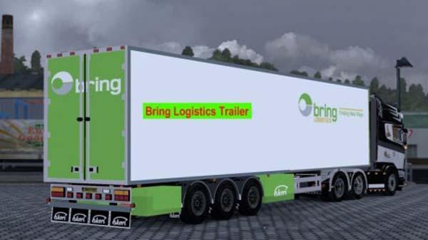 Bring Logistics Trailer Skin