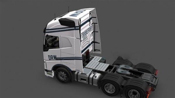 DRW Transport Skin Volvo FH13