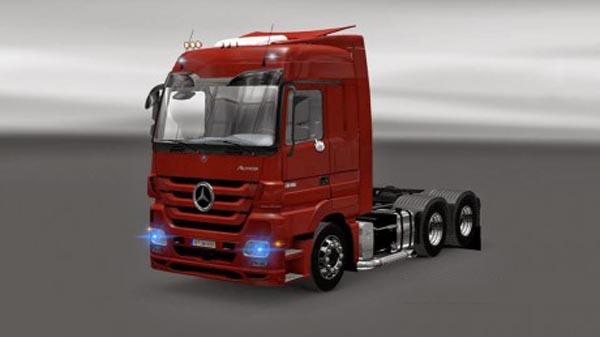 Mercedes Benz Actros 2644