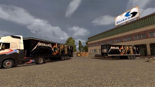 Metallica trailer
