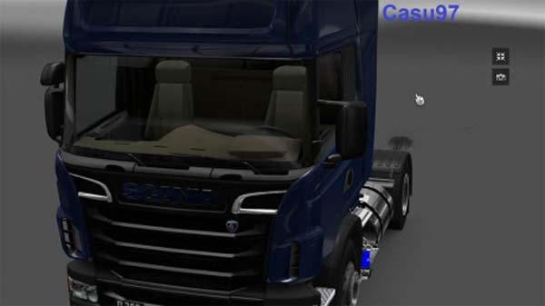 New Scania R2009 Mirrors
