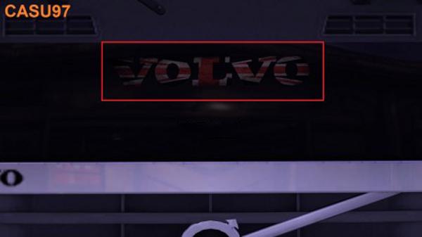 New Volvo Symbol