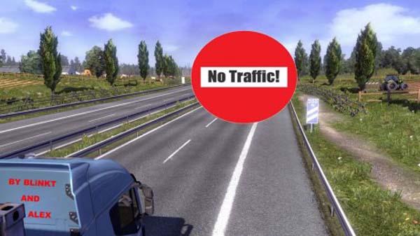No Traffic Mod