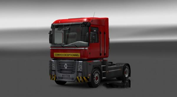 Renault Heavy Transport Skin