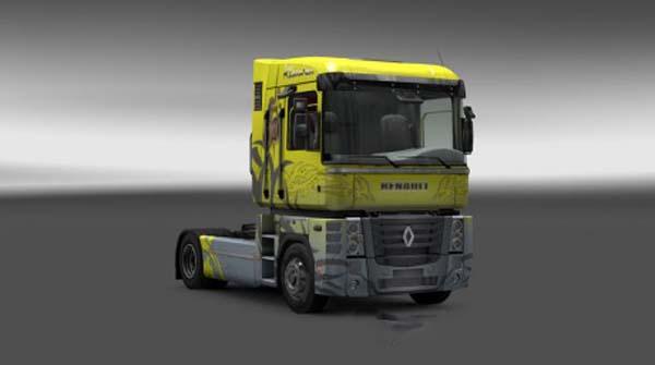 Renault Piaff Skin
