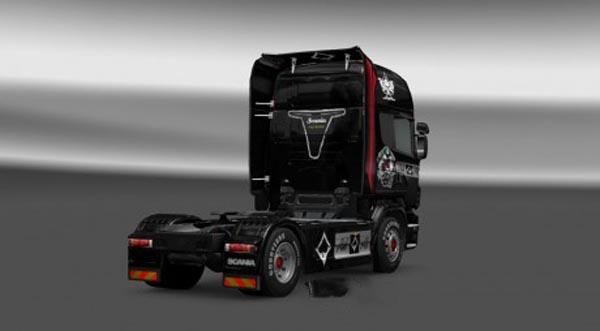 Scania PikAs Skin