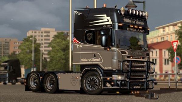 Scania R 2008