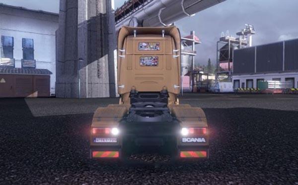 Scania R Rijke Tata Skin