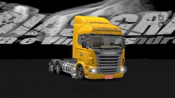 Scania V8 Brazilian Edition