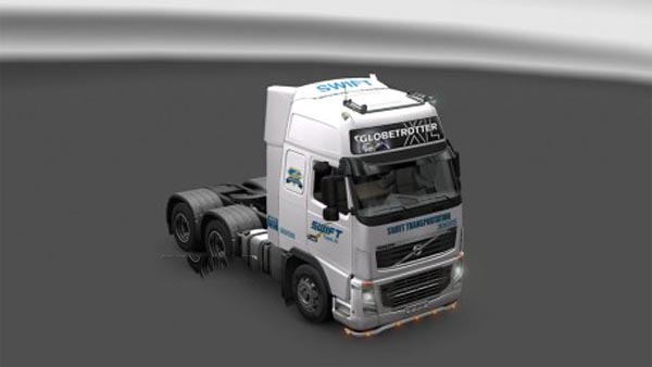 Swift Transport Skin Volvo FH16