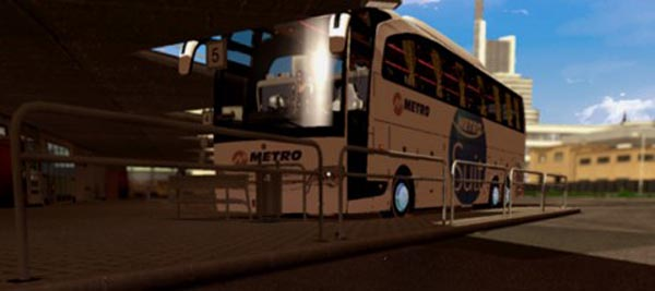 Travego 17 SHD Bus