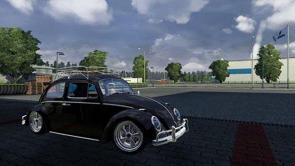 VW Beetle 66