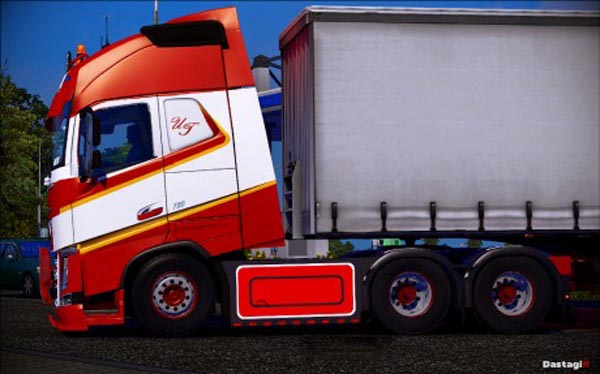 Volvo FH 2012 Holland