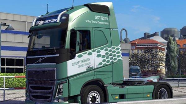 Volvo FH16 Koln Skin