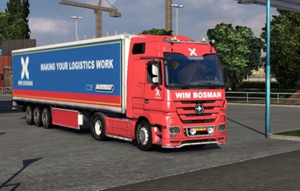 Wim Bosman Combo Pack