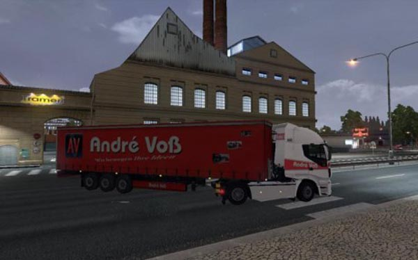 Andre Voss Combo Pack